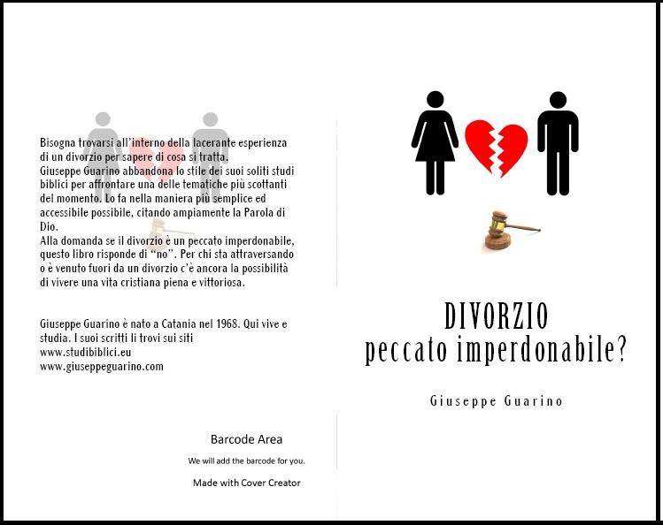 copertina divorzio libro piccolo pubblicato